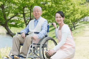 Elderly Care Assistant